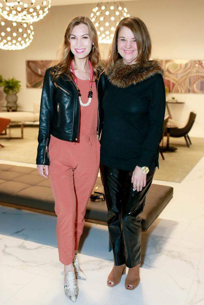 Carolyn Joe Daniel and Laura Runge