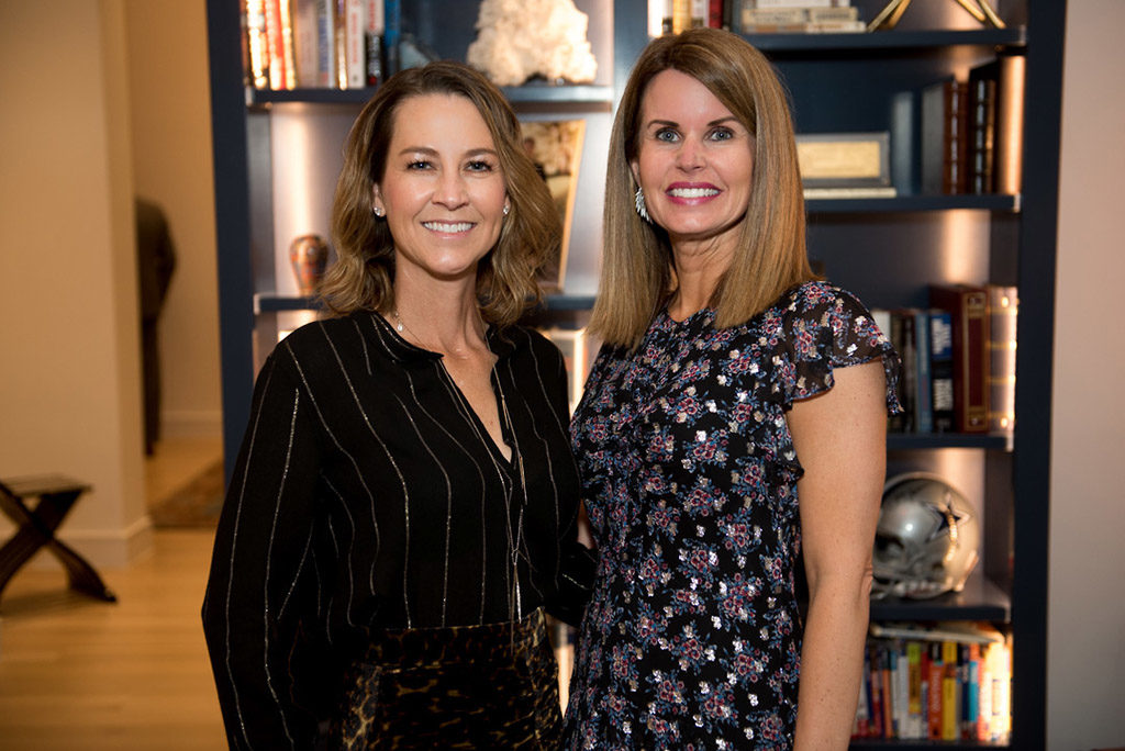 Co-chairs Lindy Berkley and Jill Harvey