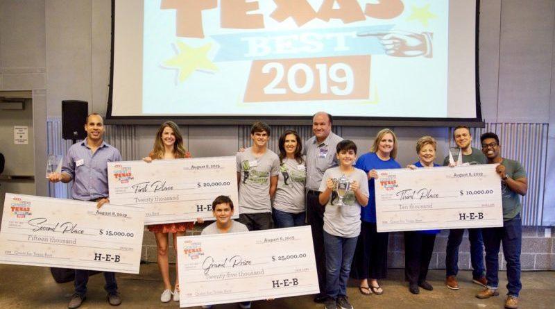 H-E-B Kicks Off Quest for Texas Best Entries