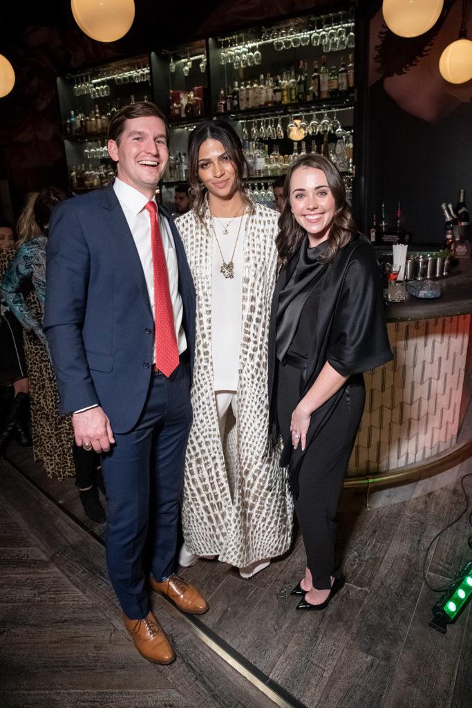 Kirkland Taylor, Camila McConaughey, and Adrienne Taylor
