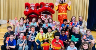 Armstrong Commemorates Lunar New Year