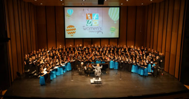 Women's Chorus of Dallas Presents 'Travelin' Voices