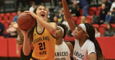 Rangers End Playoff Run for Lady Scots