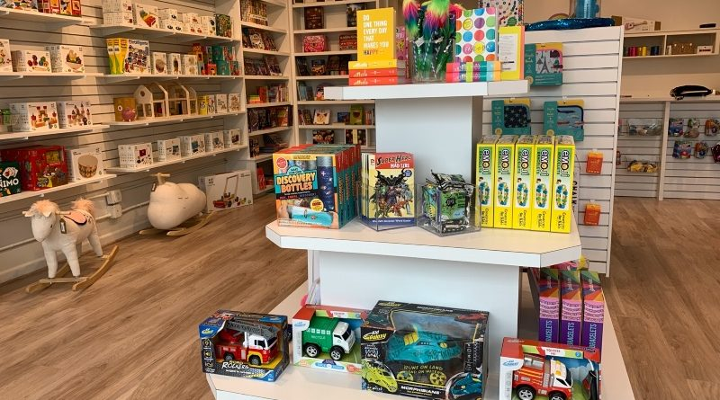 Toy Store Opens In Snider Plaza