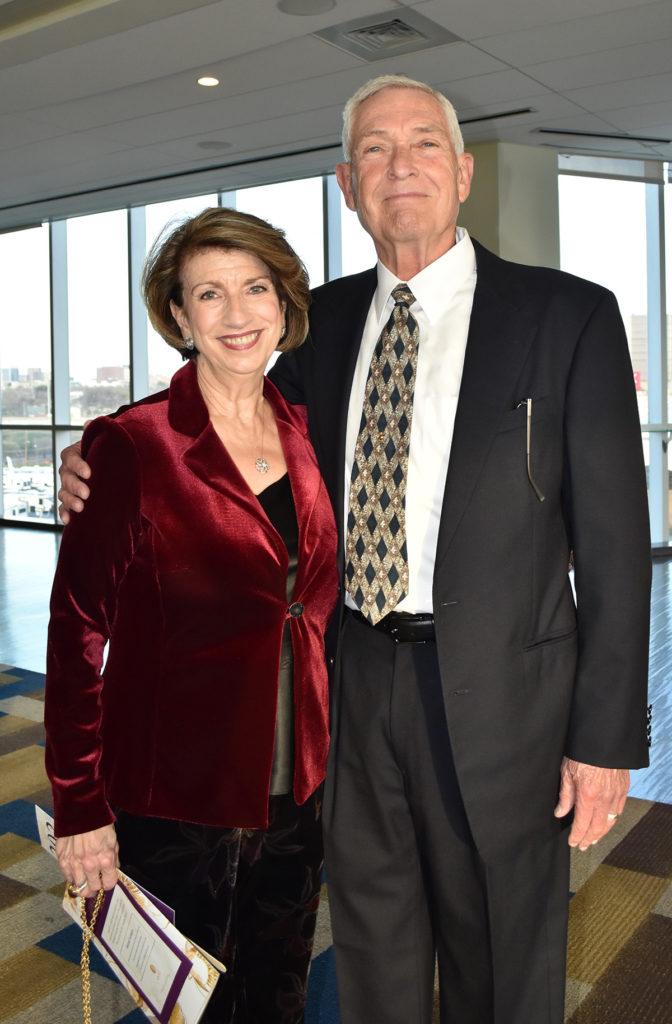 Sharin and Jim Herrin