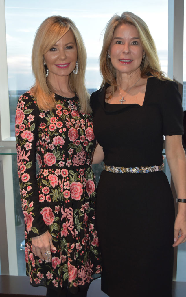 Lisa Cooley and Tracy Lange