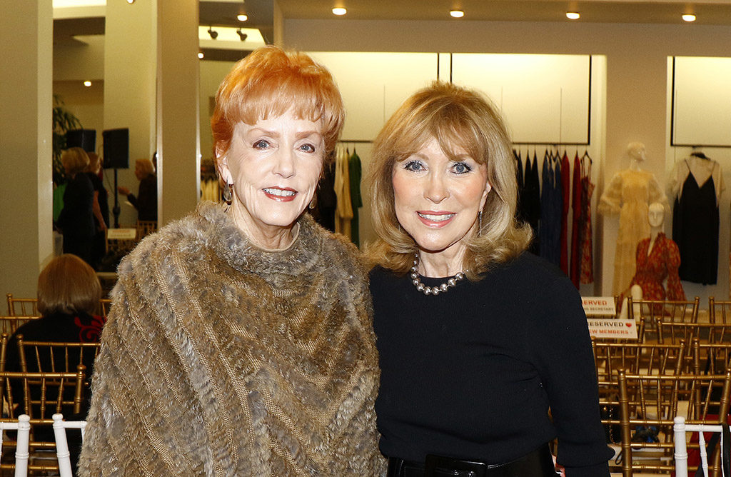Lorraine Meenan and JoAnna Turner