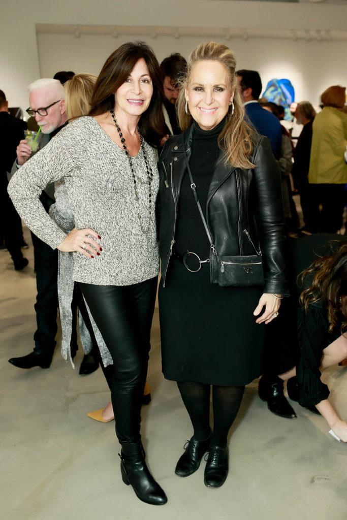 Deborah Gaspar and Kim Rozell