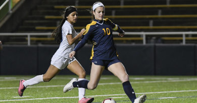 Getting Her Kicks: UT-bound Presley Echols Keeps Scoring