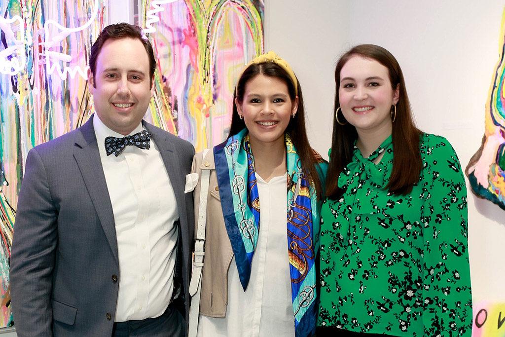 Graham Church, Jinda Cason, and BethAnn Connor