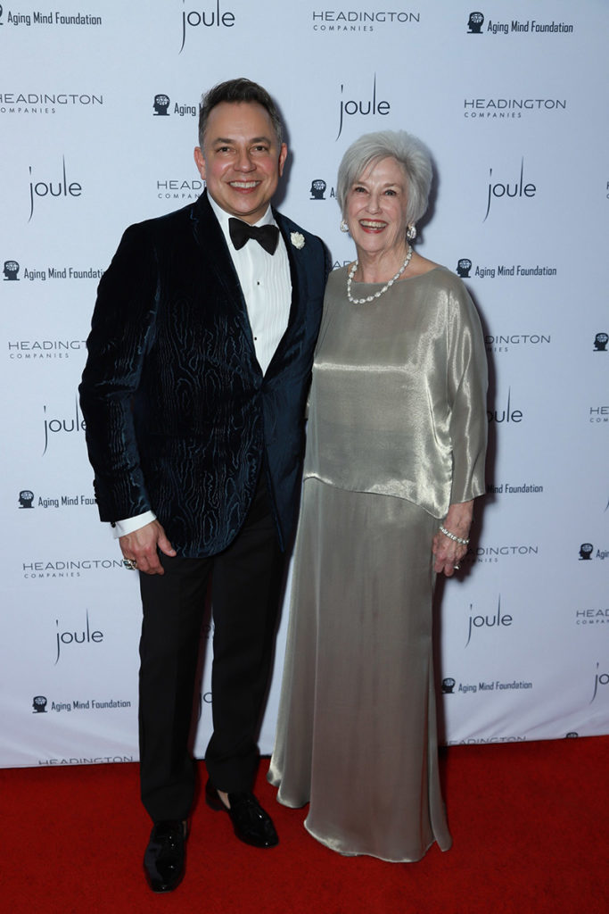 John Clutts and Jo Marie Lilly