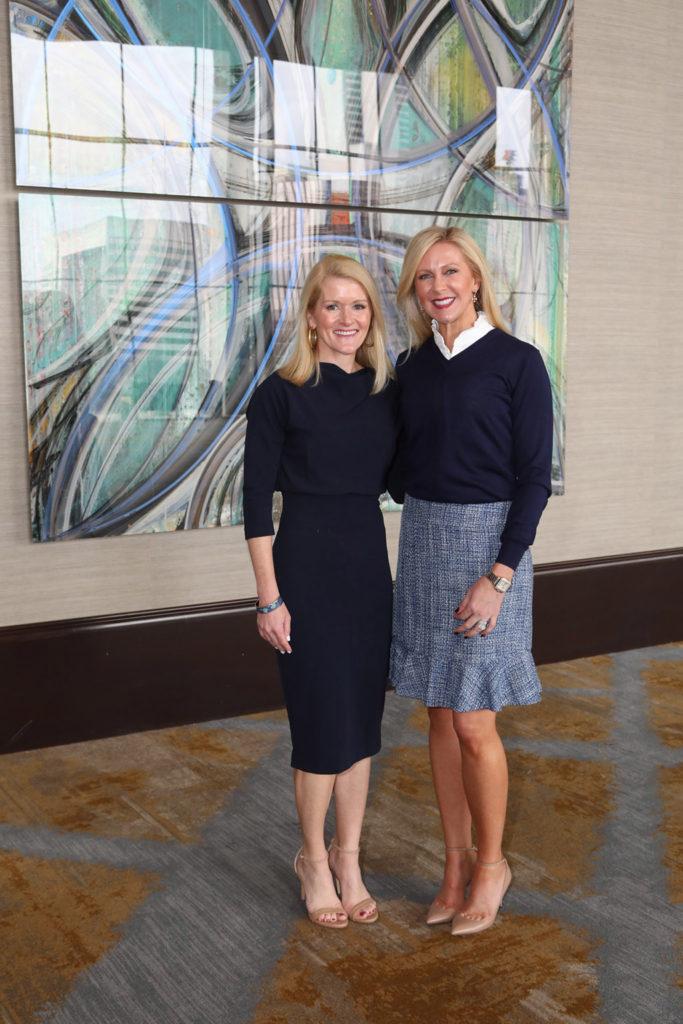 Libby Hegi and Amy Hegi