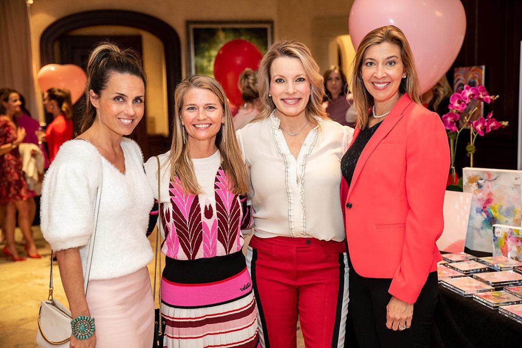Meredith Needleman, Jenny Saphier, Elizabeth Scrivner, and Lindsay Miller