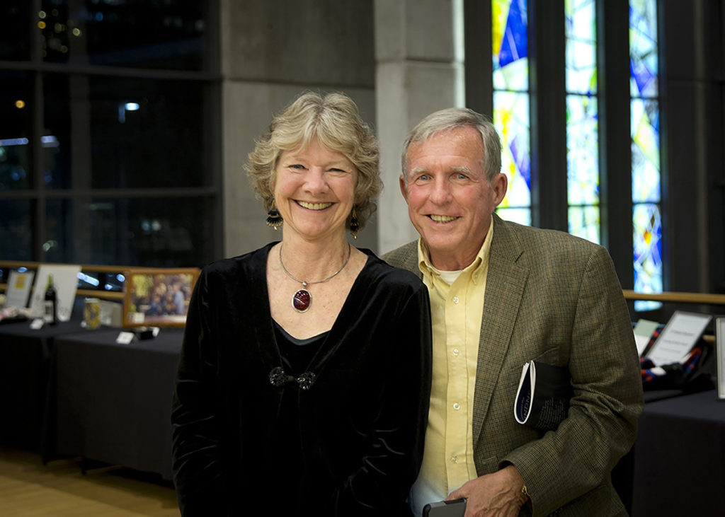 Lynn and Daryl Rup