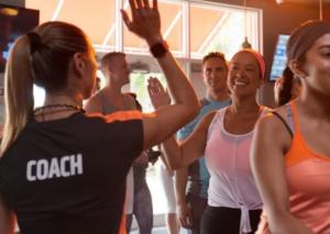 Orangetheory Fitness Studio.