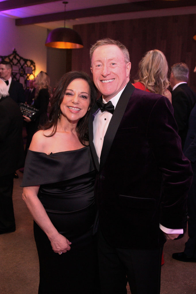 Amy Weinreb and Mark Denzin