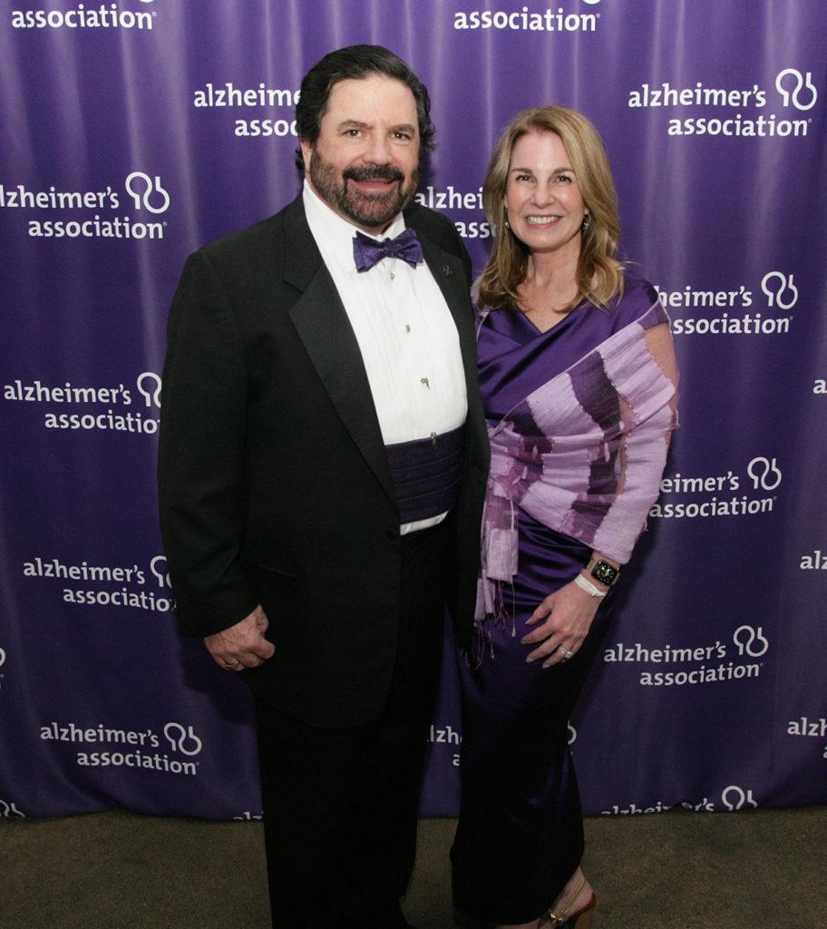 David and Kim McDavid