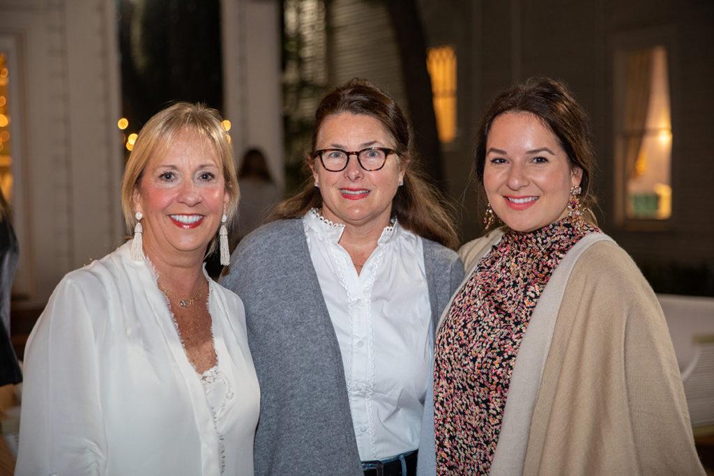 Alice Adams, Carrie Jane Pogoloff, and Laura Birnbaum