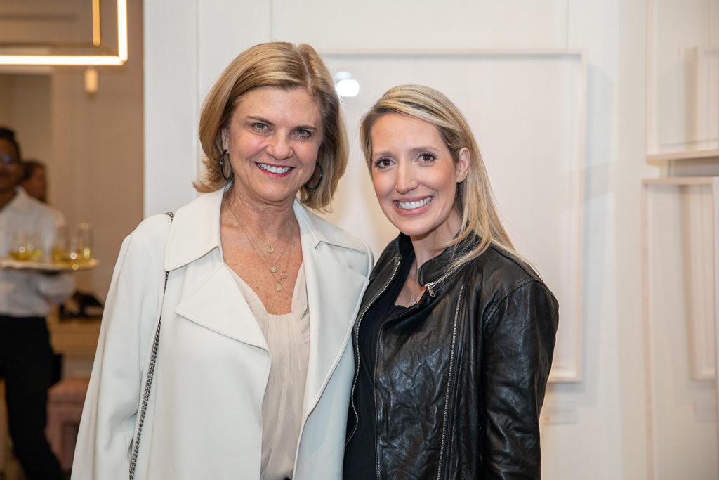 Gail Davis and Krystal Schlegel Davis