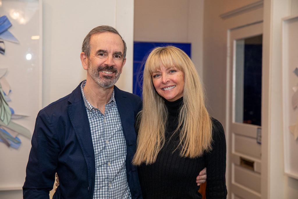 Jon Pettee and Michelle Bardwell