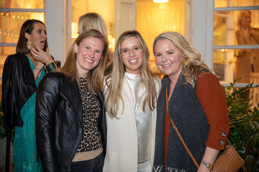 Laura Schaufele, Megan Adams Brooks, and Megan Denton