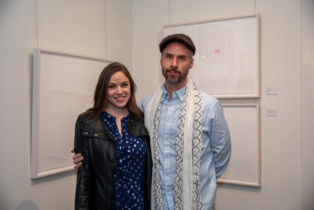 Lauren Tresp and Clayton Porter