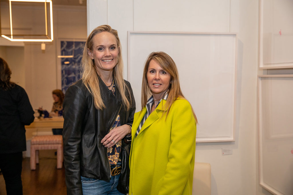 Lynsey Provost and Kara Adam