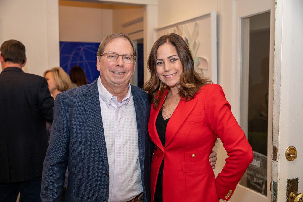 Mark Pharo and Dana Lumpkin