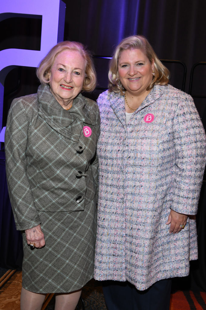 Margot Perot and Suzanne Perot McGee