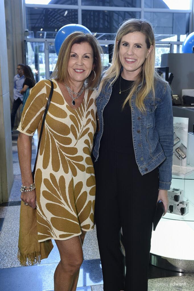 Barbara and Amanda Rader