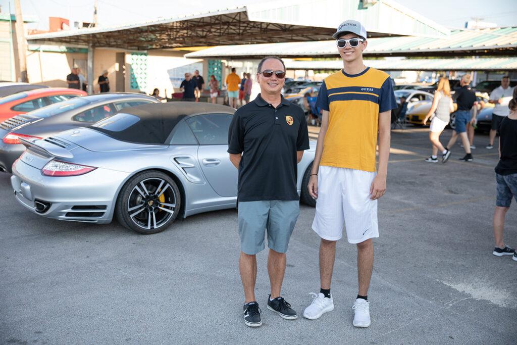 Peter Wen and Tyler Wen