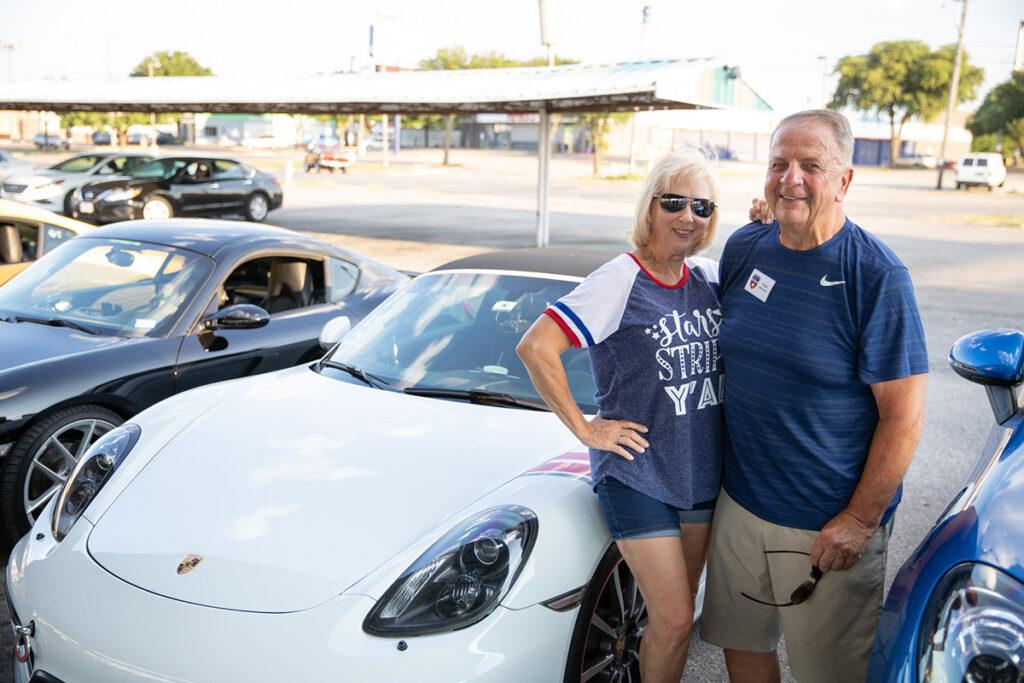 Tom and Joy Minnella