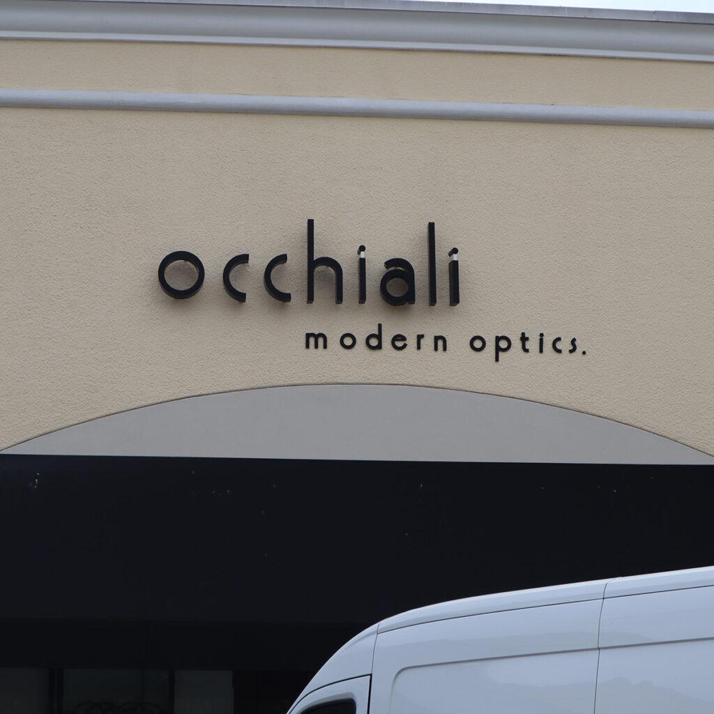 O - Occiali