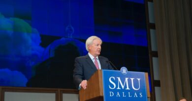 New Bridwell Institute For Economic Freedom At SMU's Cox School