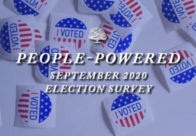 September 2020 People-Powered Election Survey
