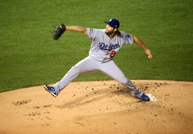 Kershaw is Right at Home in World Series