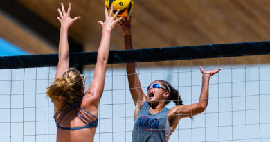 How a Hockaday Freshman Became a Beach Volleyball Sand-out
