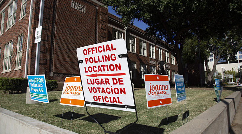 Voters Approve Nuts and Bolts, But Not Luxuries, on Dallas ISD Bond Package
