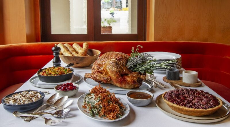 Georgie by Curtis Stone Offers Lofty Thanksgiving  Option
