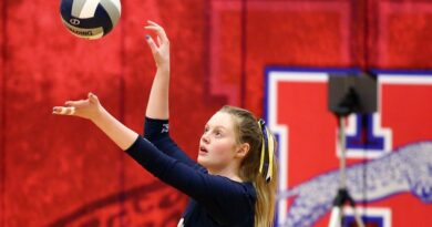 Lady Scots Sweep Hallsville in Playoffs