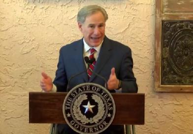 Abbott: 'Time to Open Texas 100%'