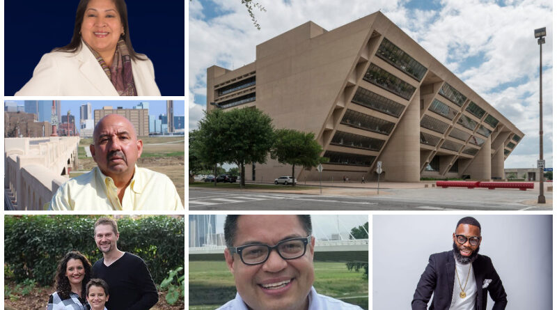 On Your Ballot: District 6