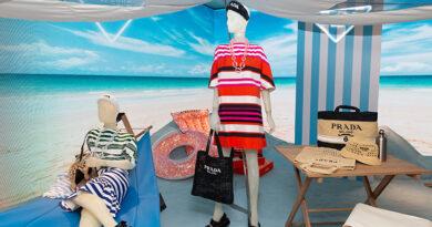 Neiman Marcus Hosts Prada Pop-Up At NorthPark