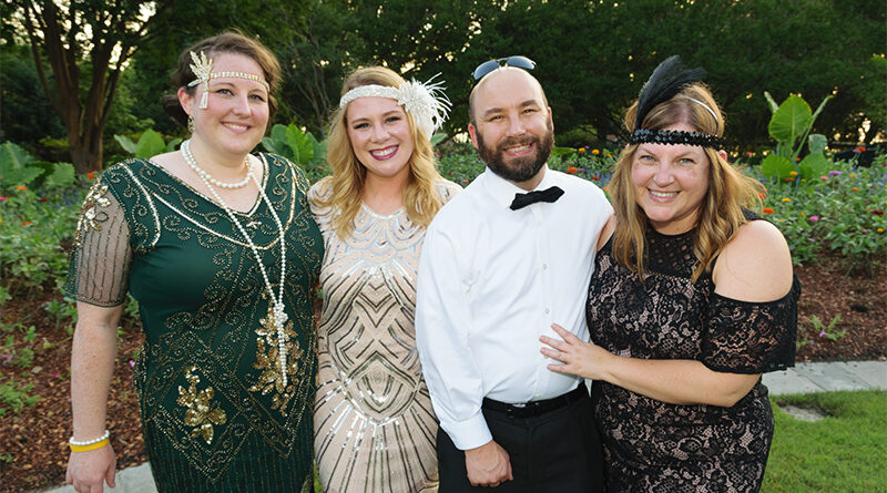 Arboretum Takes Guests Back in Time With Gatsby Garden Soirée