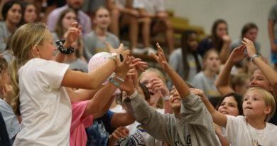 Gallery: Highland Park Volleyball vs. Greenville