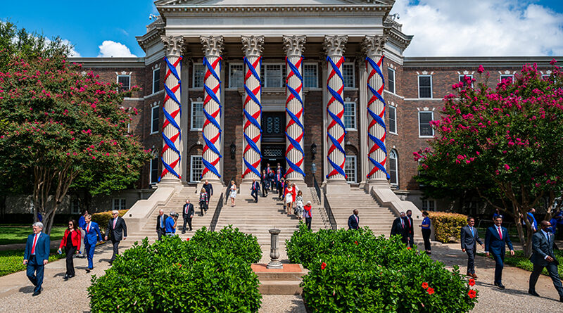 SMU Looks to Future With $1.5B Campaign