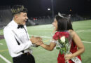 Crowning Queen Delaney and King Kevin