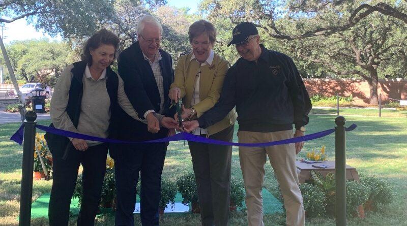 HP Celebrates Reopening of Douglas, Fairfax Parks
