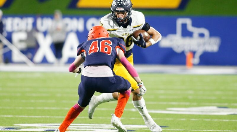 HP Offense Clicks in Rout Over Bulldogs