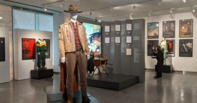 Check Out Clint Eastwood Memorabilia at the AT&T Global Headquarters Showcase